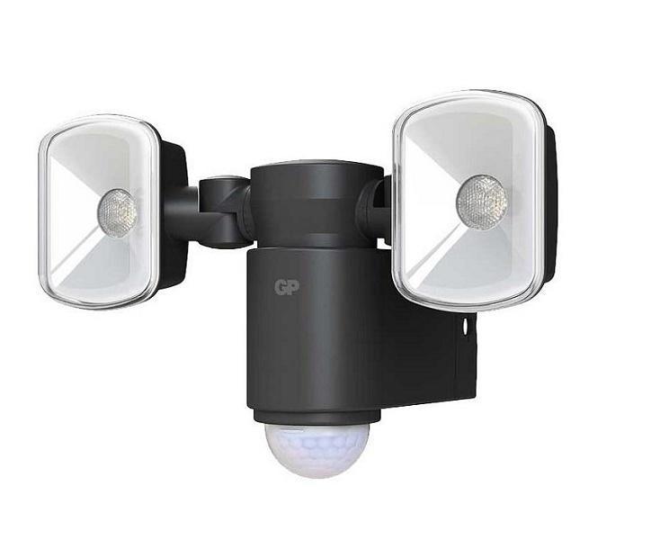 Topnotch Udendørslampe med sensor og batteri LED Safeguard RF2.1 PU77