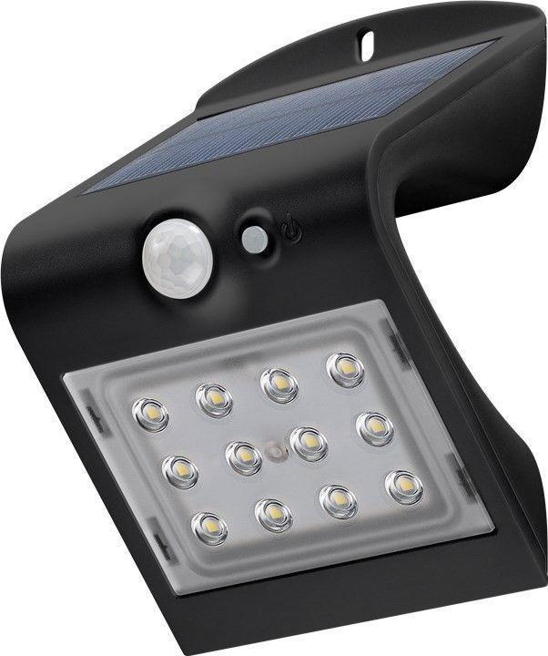 Opdateret Udendørs LED lampe med sensor batteri indbygget - 45801 Køb kun 130,00 KB38