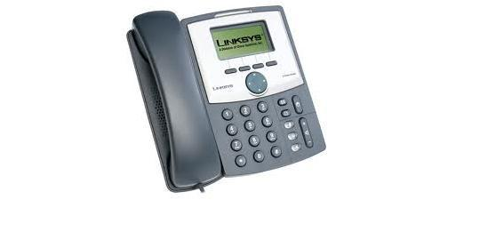 Cisco SPA921 1-line IP Phone with 1-port Ethernet