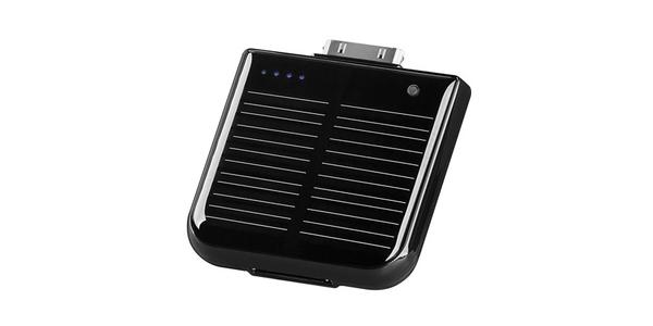 Goobay Solar-batteri til iPod/iPhone, 42447