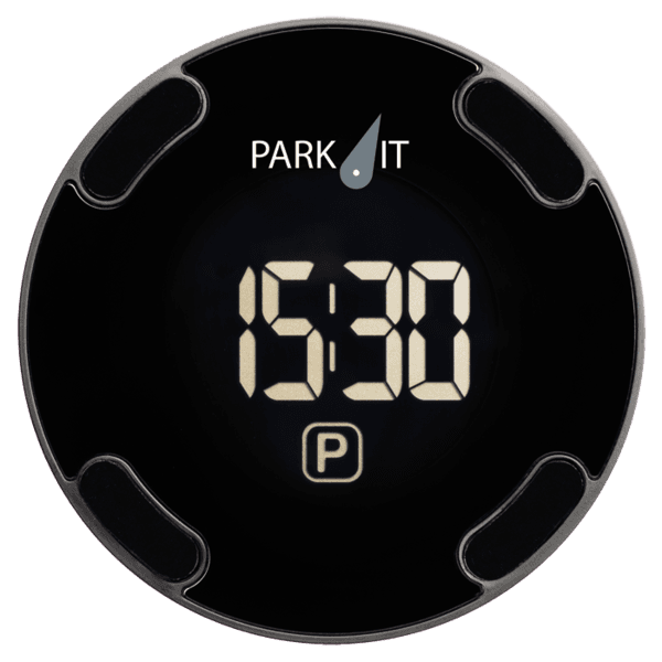 Park-IT elektronisk p skive