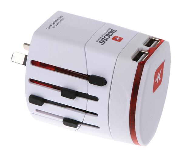 Travel-adapter world