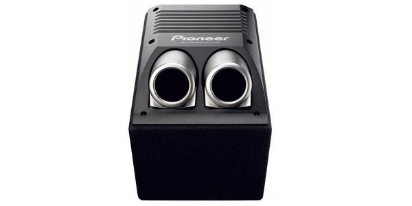 Pioneer TS-WX206A 20cm aktiv subwoofer