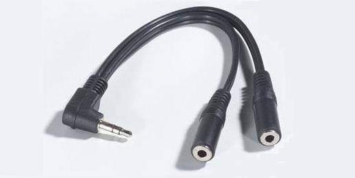Centurion CNT002 Y-adapter kabel