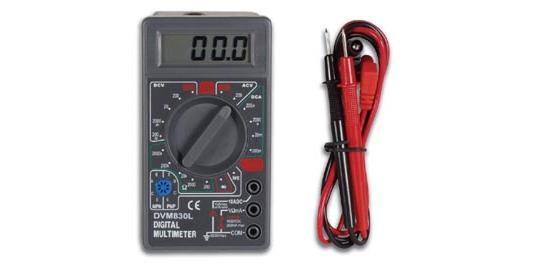 Velleman - DVM830L Digital Multimeter