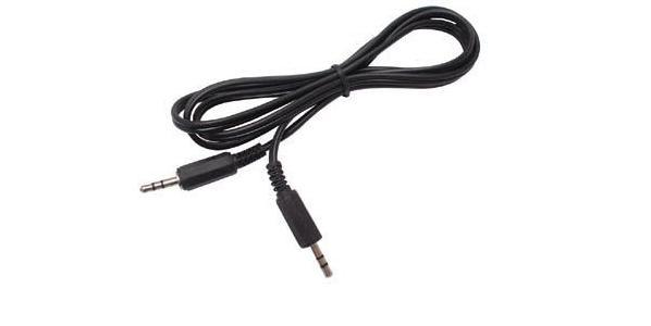 Mini Jack Kabel 3,5mm stereo han/han (1,2m) AVW034/1.2-11129
