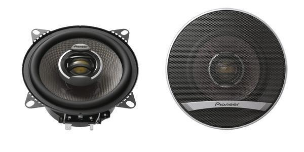 Pioneer TS-E1002i 10cm 2-way Coaxial Speakers (110W)