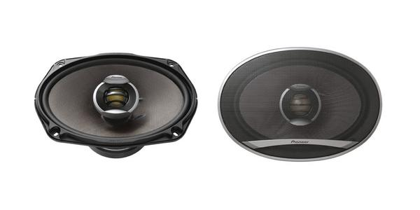 "Pioneer TS-E6902i 6x9"" 2-way Coaxial Speakers (360W)"