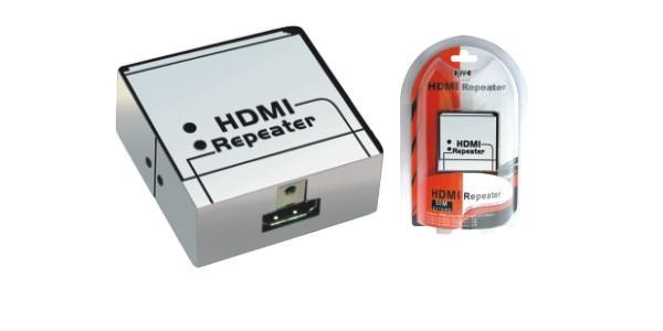 MicroConnect HDMI aktiv Repeater (W/O Wire) WE036
