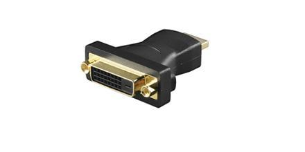 HDMI - DVI adapter A 323 G (HDMI 19pin M/DVI-D 24+1pin F) 68930