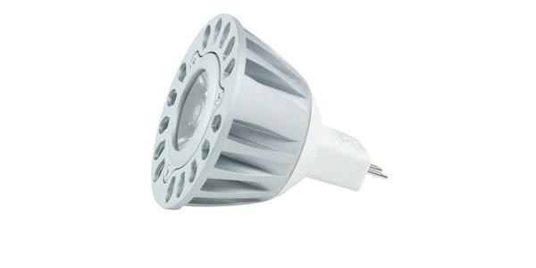 LED spotlight MR16- GU5.3 HQ 3W HIGH POWER LED LAMP L104HQ