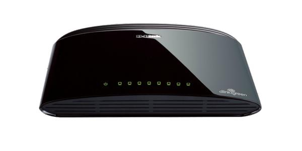 D-Link DES-1008D 8-Port Desktop Switch 10/100Mbps