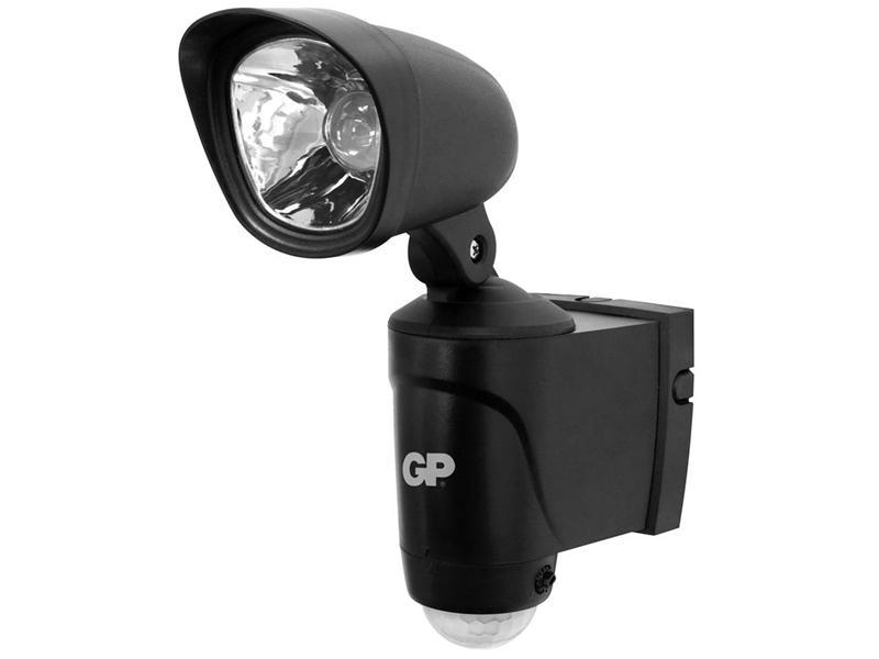 Safeguard RF3 Udendors belysning med sensor